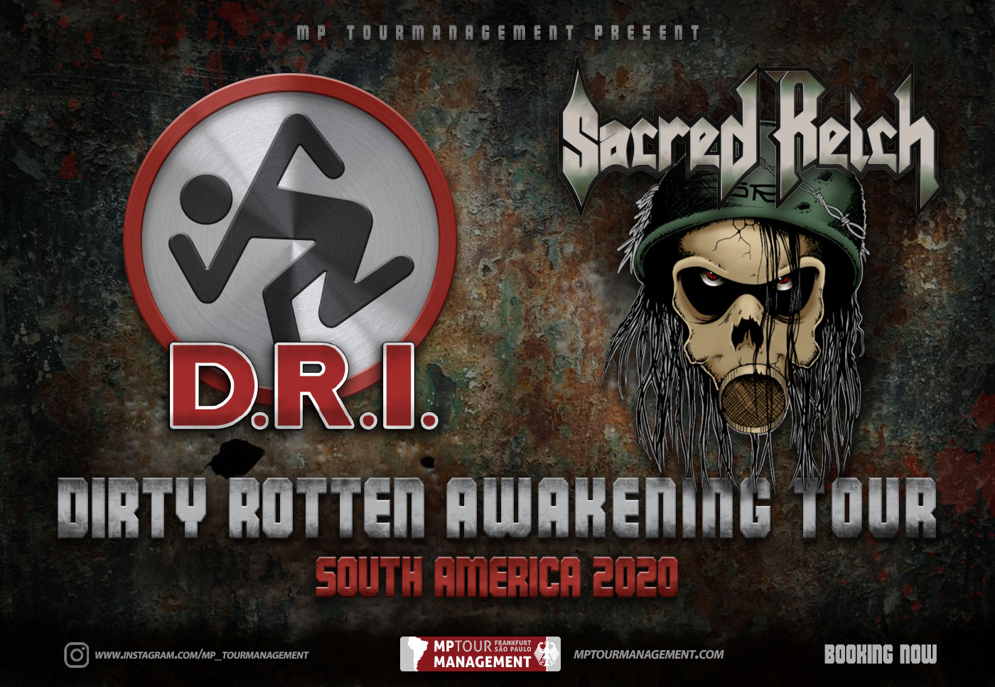 Dirty Rotten Imbeciles - Official